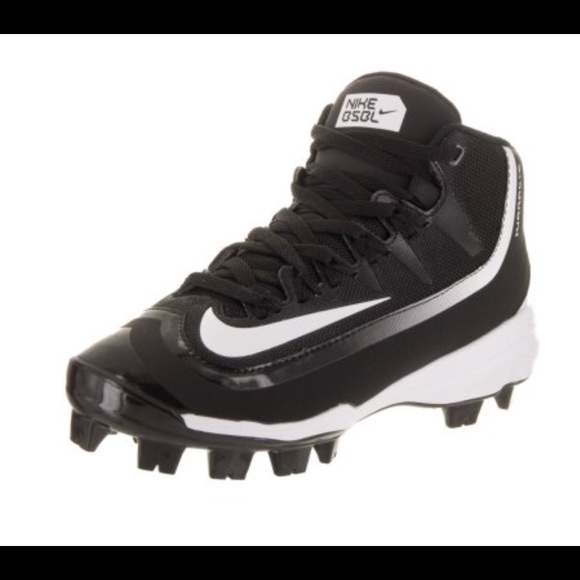 buy online f7c5d 22733 2KFilth Pro Mid Huarache Baseball Cleat Nike Kids